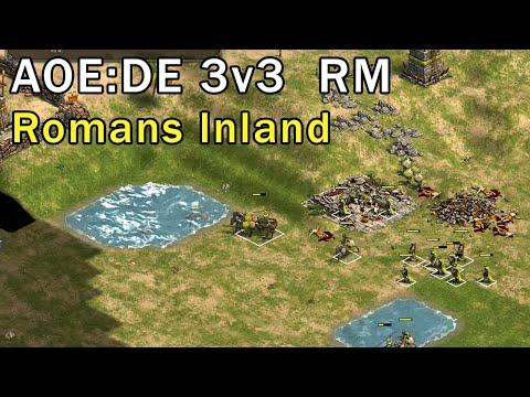 Age of Empires: Definitive Edition - 3v3 RM eartahhj - 08/02/2018