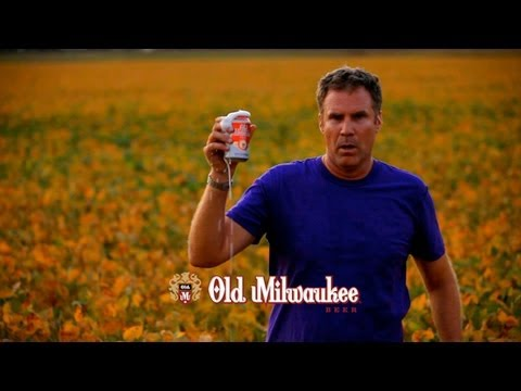 Will Ferrell Super Bowl Ad (Hi-Res) - Old Milwaukee