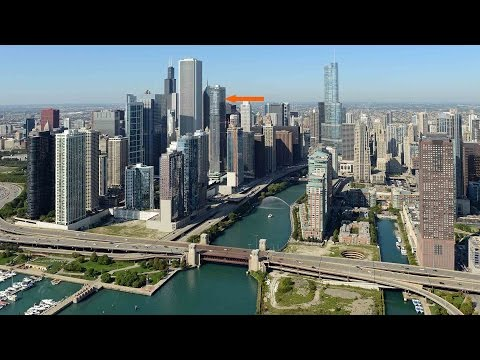 Furnished apartments at Aqua from Suite Home Chicago