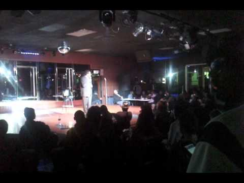 COMEDIAN TYLER CRAIG AT CLUB ONYX