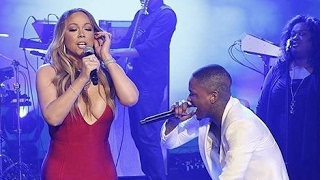 Download lagu Mariah Carey - I Don't ft YG Live at Jimmy Kimmel Mp3
