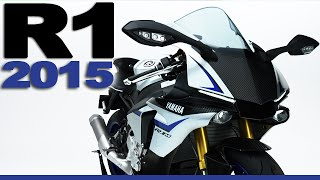 5. 2015 Yamaha R1 & R1M Overview & Details