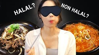 Video Makanan Korea Halal VS. Non Halal MP3, 3GP, MP4, WEBM, AVI, FLV November 2018