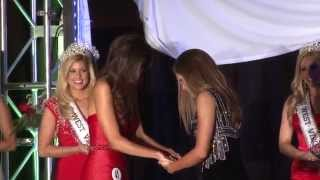 Hurricane (WV) United States  City pictures : Crowning of 2015 Miss West Virginia USA and Miss West Virginia Teen USA