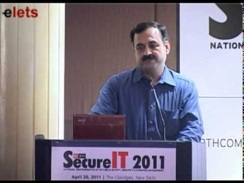 Secure IT 2011, National Conference On ICT In Public Safety, Security & Disaster Management