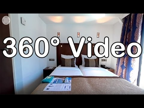 360 Grad Video: Kabine 243, Kat. A - MS Amelia
