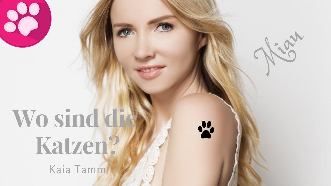 Kaia Tamm - Wo sind die Katzen? (Eesti NF 2019)