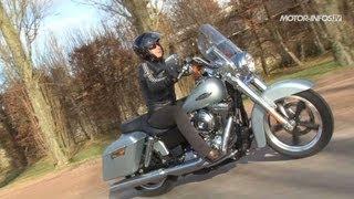 7. Test Harley Davidson Dyna Switchback