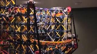 K'nex Pinball Machine