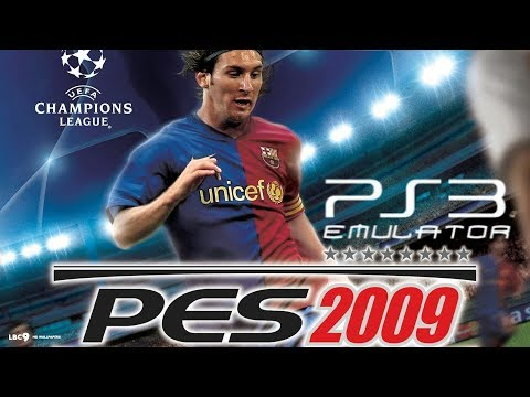 Pes 2009 Android Gameplay [ Ps3 Emulator For Android ]