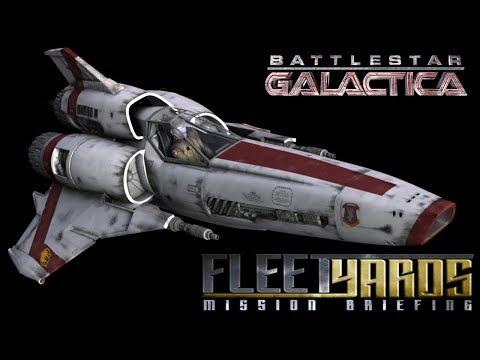 Viper Mark II (BSG 2004) - Fleetyards (Review Analysis)