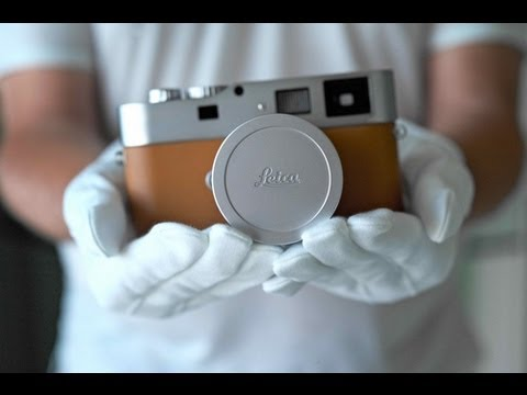 Leica camera: How it's done