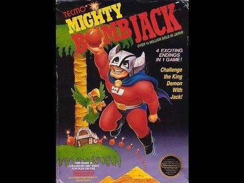 Mighty Bomb Jack Amiga