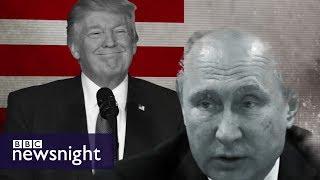 Video Did Russia help elect Trump? - BBC Newsnight MP3, 3GP, MP4, WEBM, AVI, FLV Desember 2018