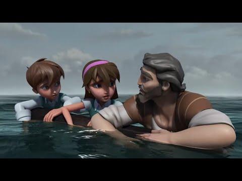 Superbook - Jonah - Season 2 Episode 1 - Full Episode (Official HD Version)