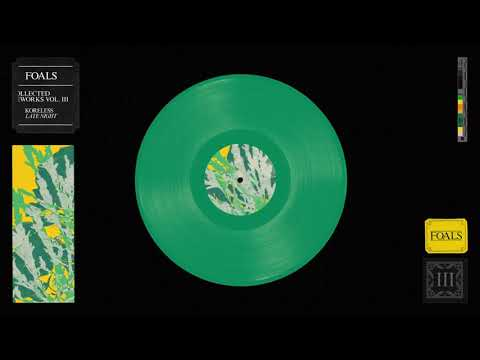FOALS - Late Night [Koreless Purple Cowboy Remix] (Official Audio)