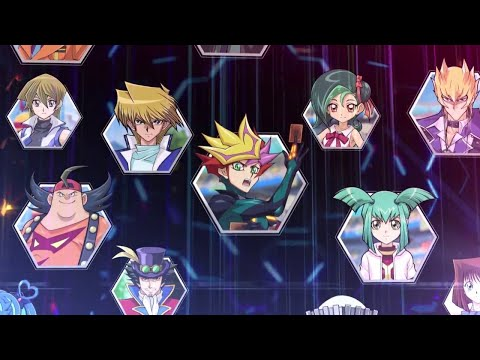Yu-Gi-Oh! Legacy of the Duelist Link Evolution - Launch Trailer