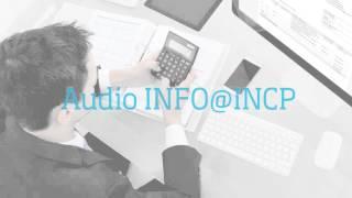 Audio INFO@INCP