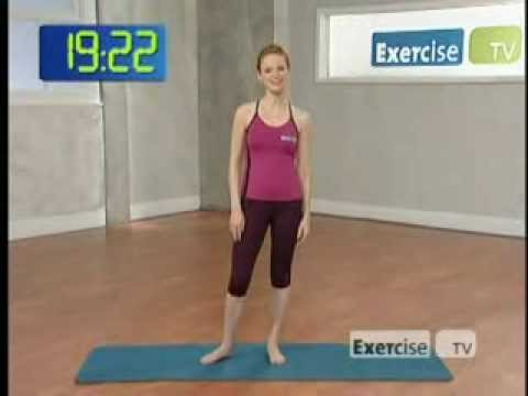 Nicole Stewart, Total Body Pilates (Exercise TV)