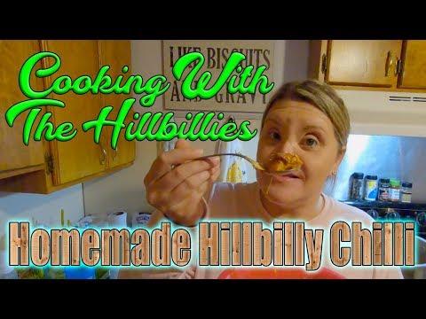 Homemade Hillbilly Chili