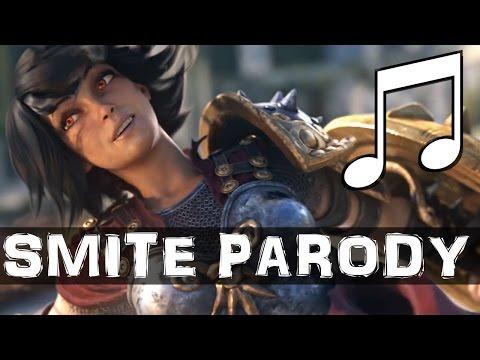 Smite - Ellie Goulding - Lights Parody