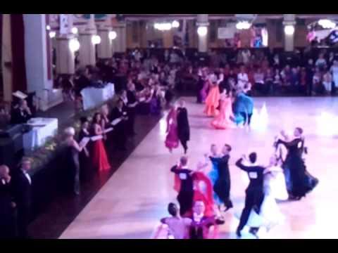Quickstep - Junior Blackpool Dance Festival 2011