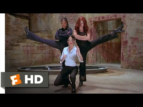 Scary Movie 2 (11/11) Movie CLIP - Angel Style (2001) HD