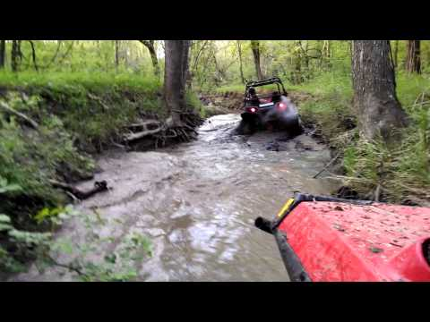 Polaris RZR 570 CAN HILL CLIMB