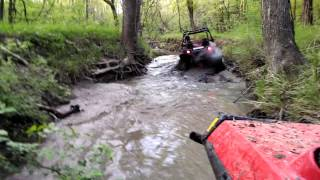 5. Polaris RZR 570 CAN HILL CLIMB