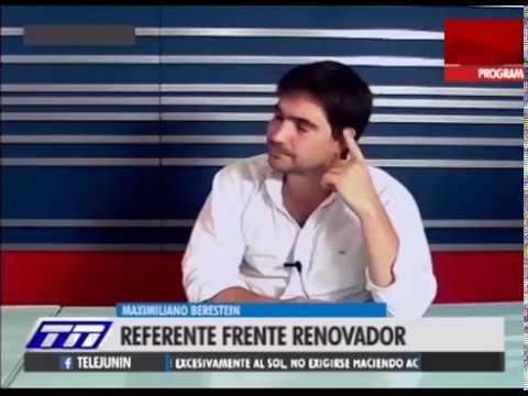 Entrevista con Maximiliano Berestein