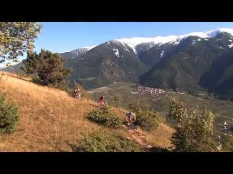 Mountainbike- Vinschgau- Meran