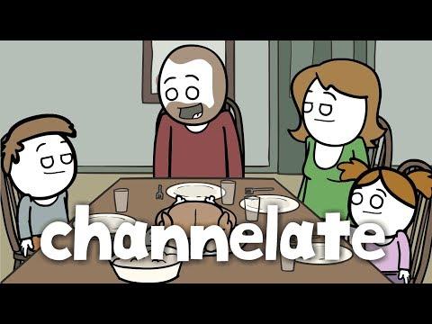 Explosm Presents: Channelate - Thankful