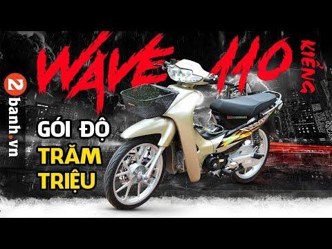 Wave 110 kiểng - Cách mà người Việt Nam dọn xe | 2banh Review - Thời lượng: 16 phút.