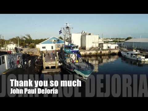 Thank-you John Paul DeJoria! From the JPD Crew