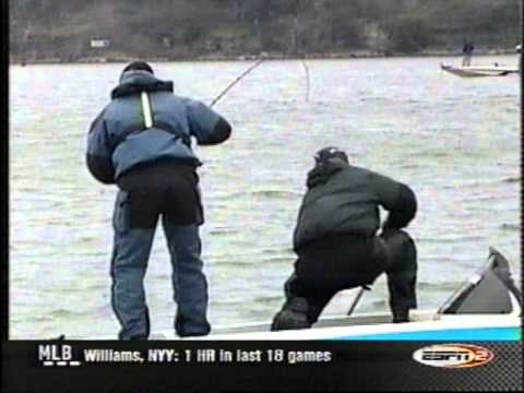 Bassmaster - Fished March 15-17, 2001.
