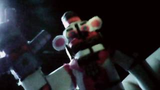 Funtime Freddy and bon bon are stirring up some trouble Voice by kelen Goff cardboard figure created by me fnaf sl by Scott cawthan