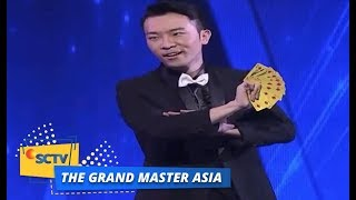 Video TAK BISA BERKEDIP, Kecepatan Tangan Anson Lee Bikin Penonton Tercengang | The Grand Master Asia MP3, 3GP, MP4, WEBM, AVI, FLV Juni 2018