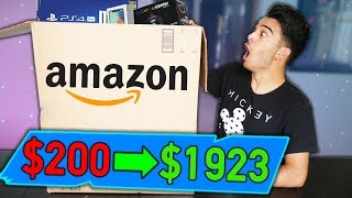 I Paid $200 for $1,923 Worth of MYSTERY TECH! Amazon Returns Pallet Unboxing!