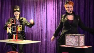Les Perruches font leur Cirque - Misstinguett'