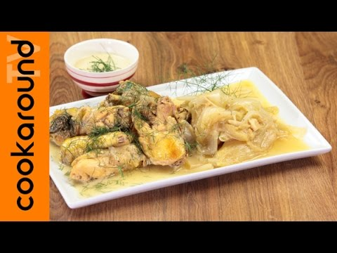 piatto da leccarsi i baffi: pollo alla birra e cipolle