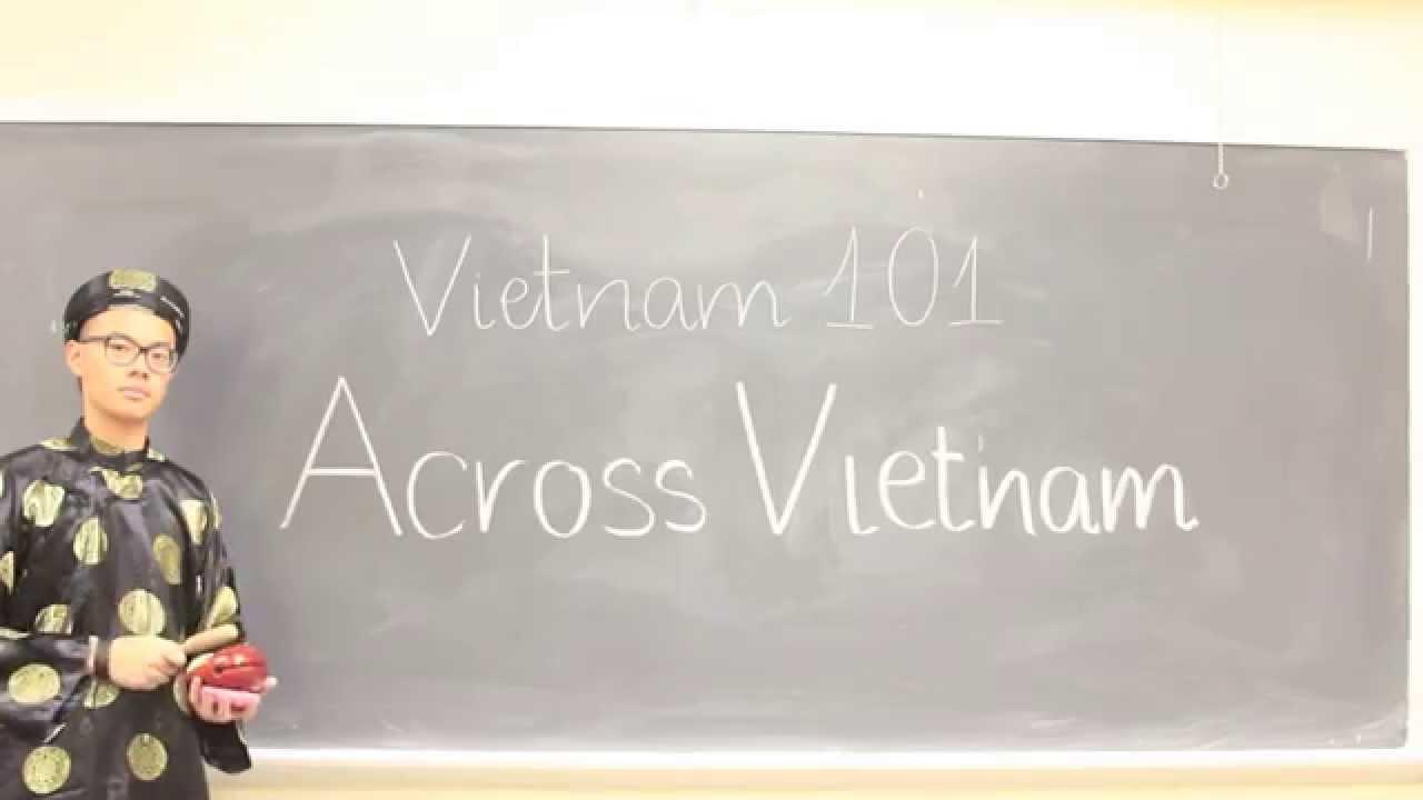 Across Vietnam 2014