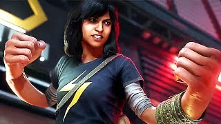 MARVEL'S AVENGERS Kamala Khan Gameplay Trailer (2020) PS4 / Xbox One / PC by Game News