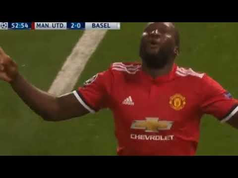 Manchester United vs Basel 3-0 All Goals & Highlights Champions League 2017
