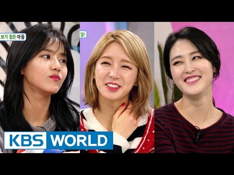 Video Hello Counselor - Choa, Hyejeong, Shin Ayoung [ENG/THA/2017.01.16] download in MP3, 3GP, MP4, WEBM, AVI, FLV January 2017