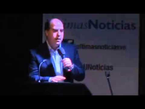 """Julio Borges: """"Unasur no vino a hacerle el mandado a Maduro"""""""
