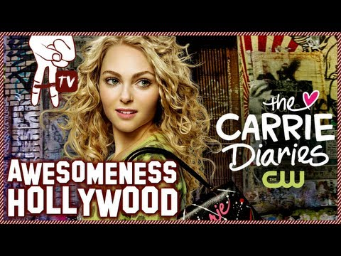The Carrie Diaries' Austin Butler & AnnaSophia Robb - Exclusive Interview Part 1