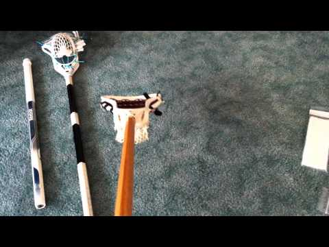 My Bay Hawk MLL Mesh & some updates_Lacrosse vide�k. Heti legjobbak
