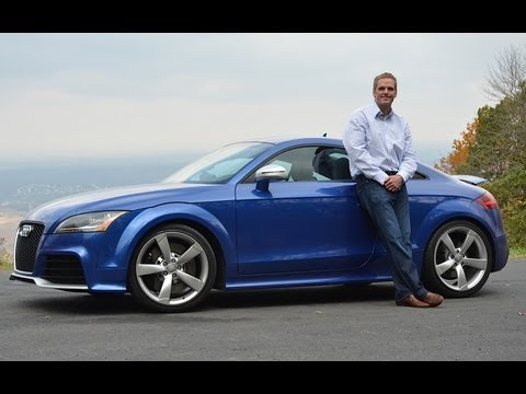 Audi TT RS 2012 Test Drive & Car Review – RoadflyTV with Charlie Romero