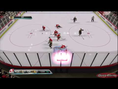 preview-NHL 2K10 Review & Gameplay (Kwings)