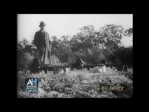 Reel America Preview: 1936 FBI Documentary